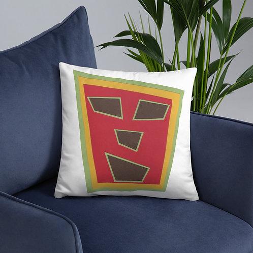 Aliens Invader Basic Pillow