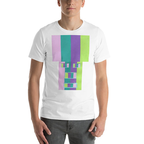 Rainrow Fro Short-Sleeve Unisex T-Shirt