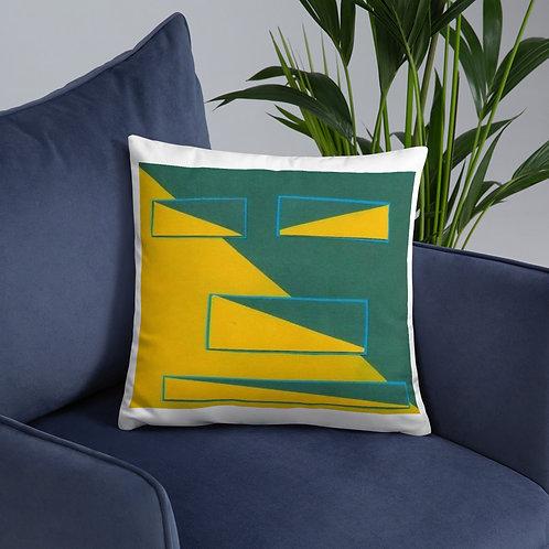 Half Squared Basic Pillow