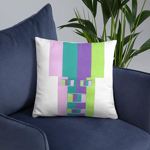Rainrow Fro Basic Pillow