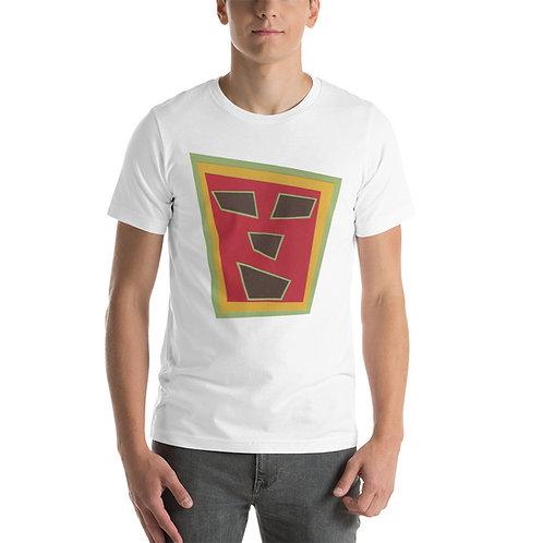 Aliens Invader Short-Sleeve Unisex T-Shirt