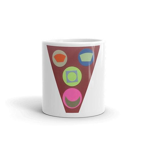 Big Dotted Mug