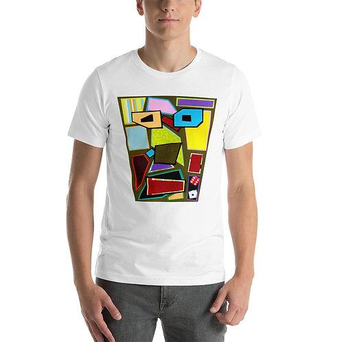 Scattered Mess Short-Sleeve Unisex T-Shirt