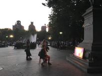 Show at Washington Square Park