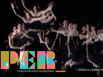 Announcing HYPER_ at SummerWorks Performance Festival August 6 - 16th in Toronto as a co-pro with Im