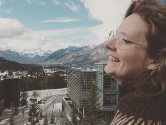 At the Banff Centre for the Arts November 13 - 19 for a Workshop the Isadora Software!