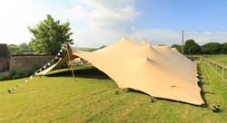Pub garden Stretch Tent- The Bull