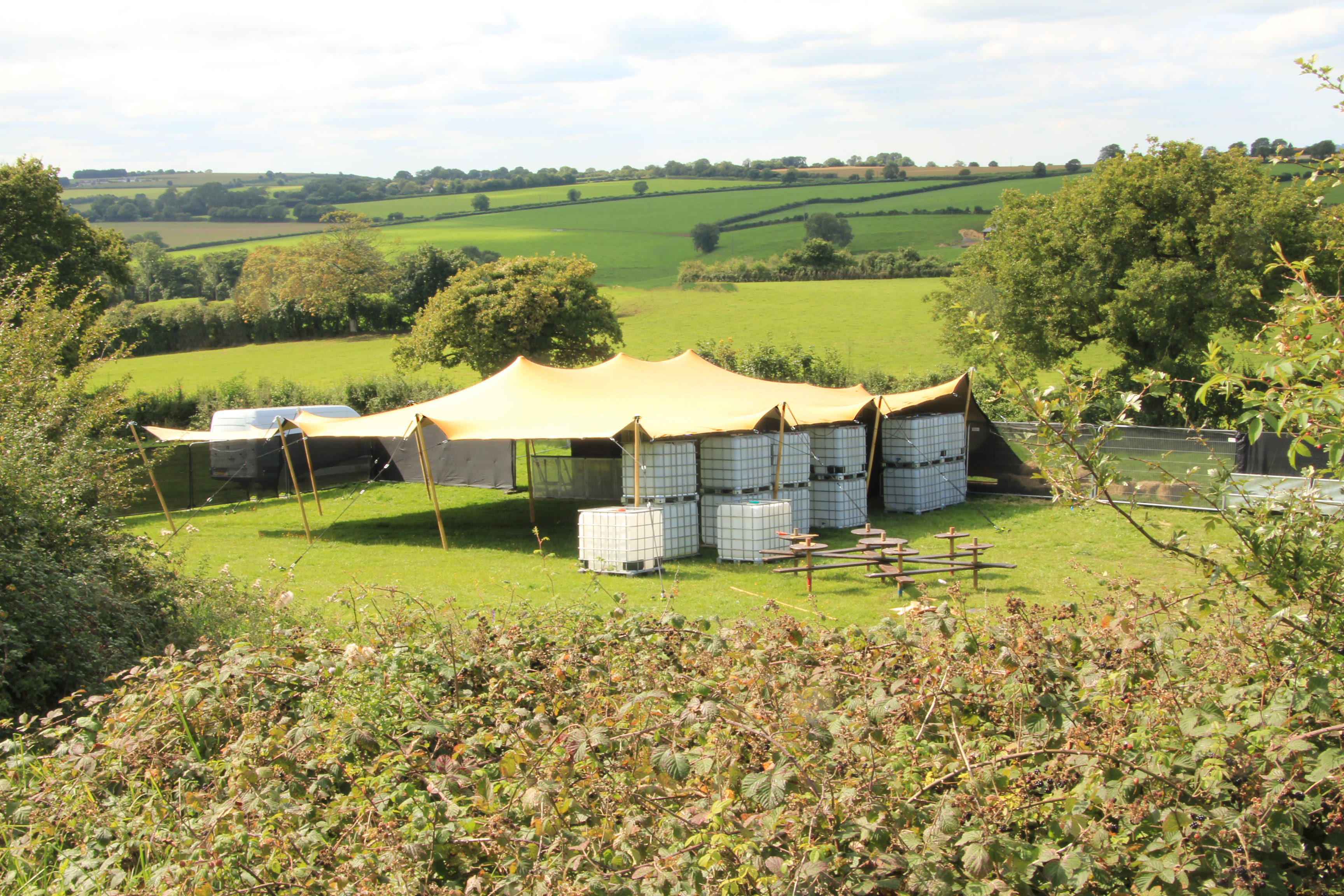Field Trip Festival Tent