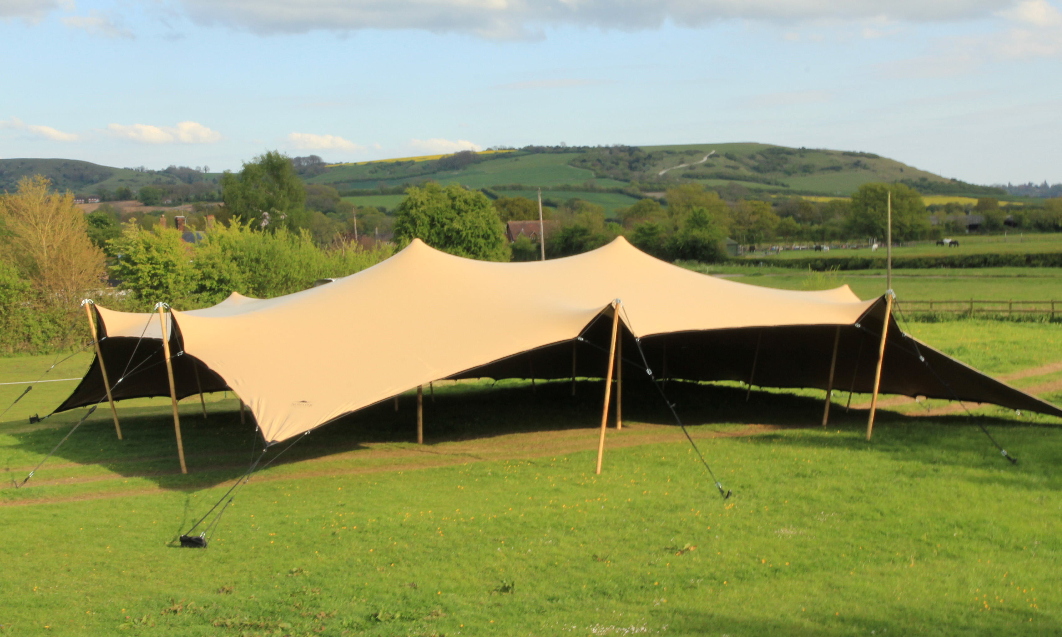 Chino Stretch Tent 15 x 18m
