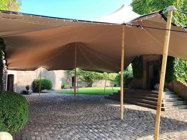 Stretch Tent Castle