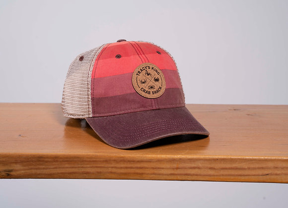 Tracy's Old Favorite Striped Trucker