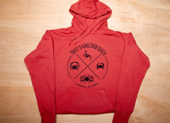 Tracy's All the Crabs Hoodie