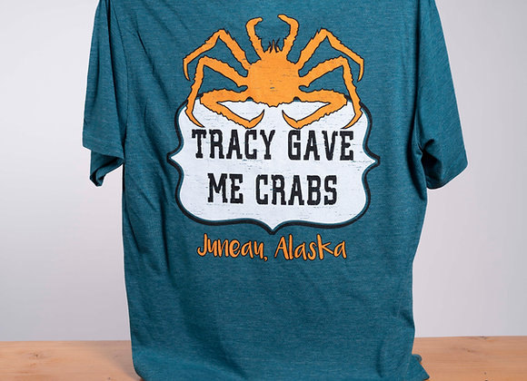 Tracy Gave Me Crab's - Men's