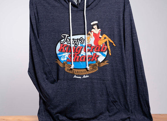 Tracy's Best Legs in Town T-Shirt Hoodie