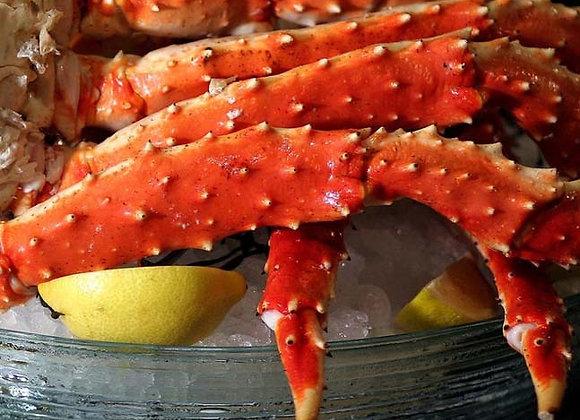 Bristol Bay Red King Crab Big Box