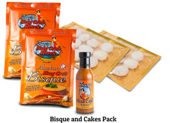Bisque & Cakes Pack