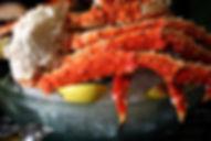 Fresh Alaska King Crab