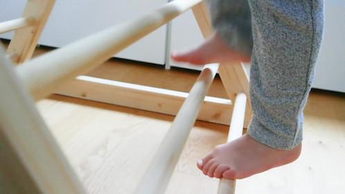 Klettergerüst Pikler : Bausatz: klettermax standard