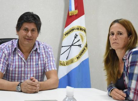Renunció la Secretaria de Derechos Humanos y Género