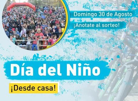 #Díadelniño en #Roldán: Festejamos desde casa con divertidas actividades e increíbles premios