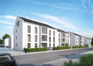 MAINHEIM IN KITZINGEN  Dieses Projekt wurde bereits verkauft und befindet sich aktuell in der Bauphase. Fertigstellung 2021