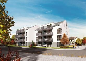 WIESENTPROMENADE 2.0 in Forchheim Dieses Projekt befindet sich in der Planungsphase & in der Vermarktung. Fertigstellung 2022!