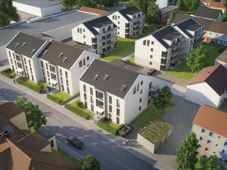 """Unser neues Projekt bekommt den Namen """"Main Heim in Kitzingen"""""""