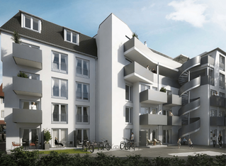 NÜRNBERG LOFTS 165° LAMPRECHTSTRASSE  Dieses Projekt befindet sich aktuell in der Vermarktung. Fertigstellung 2022!