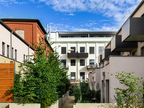 EcoLoft Cotton Lofts in Forchheim