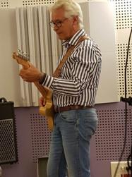 Patrick rythm guitar