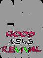 goodnews revival couleur avec initiales