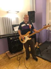 Pascal le bassiste