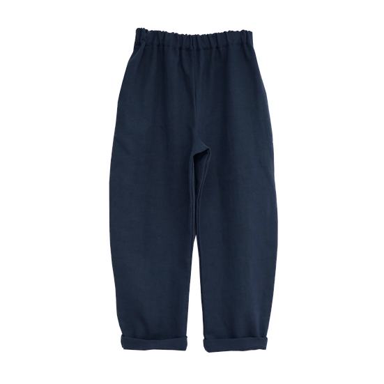 PRE-ORDER The Cocoon Trousers - Blueberry