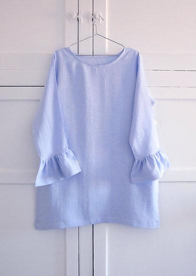 The Flutter Dress - Bluebell