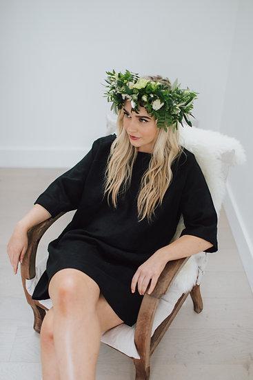 The Simple Dress - Black