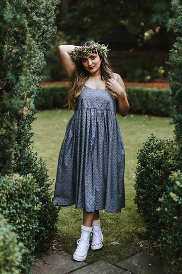 The Cami Dress - Liberty Chambray