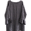 Thumbnail: The Flutter Dress - Black & Natural Check