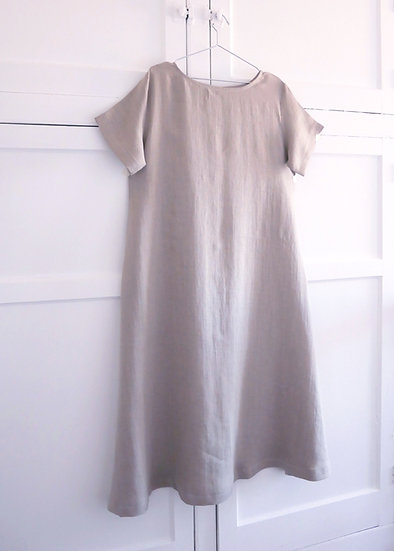 The Float Dress - Fawn