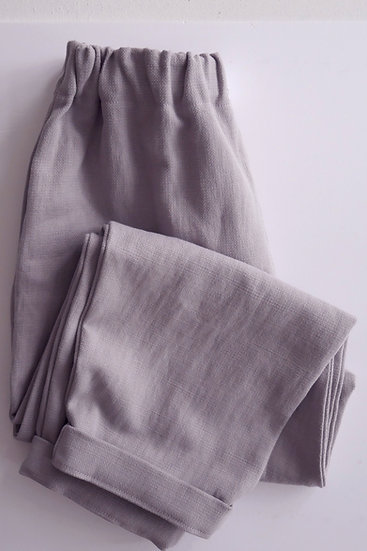 The Cocoon Trousers - Parma Violet (Ready to Dispatch)