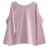 Thumbnail: The Oversized Jersey - Cinnamon Stripe