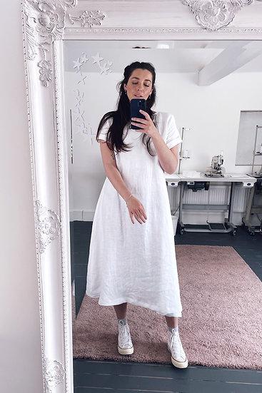 The Float Dress - White