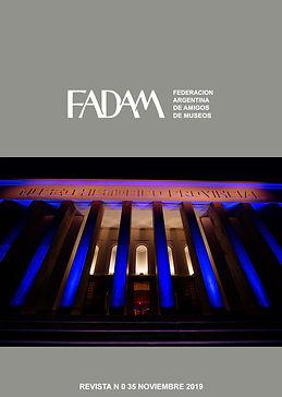 Revista FADAM 2019