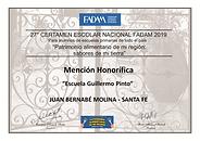 Mención J. B. Molina 2019.png