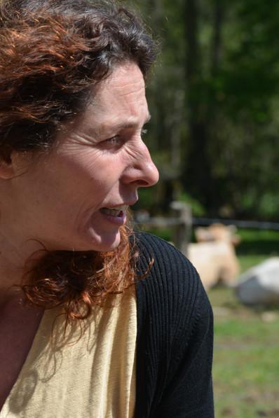L'agriculture conjuguée au féminin. Série de portraits. Pays basque