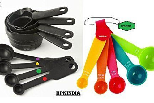 13 PCS MEASURING CUPS AND SPOON