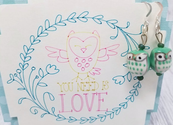 Owl You Need Is Love...and this card set