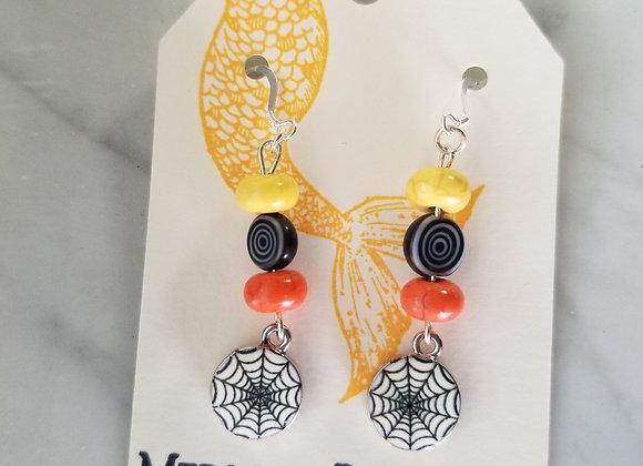 Halloween Time Earrings