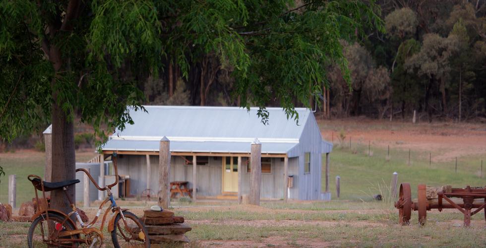 Jumbuck Cabin