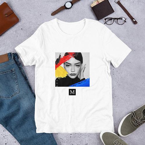 Marie Short-Sleeve Unisex T-Shirt