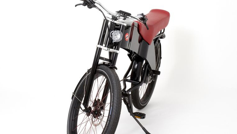 NIEUW  bij Alma Duo Lohner e-bike